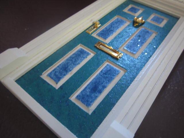 Tooth Fairy Door Magic Portal to Fairyland elf1077