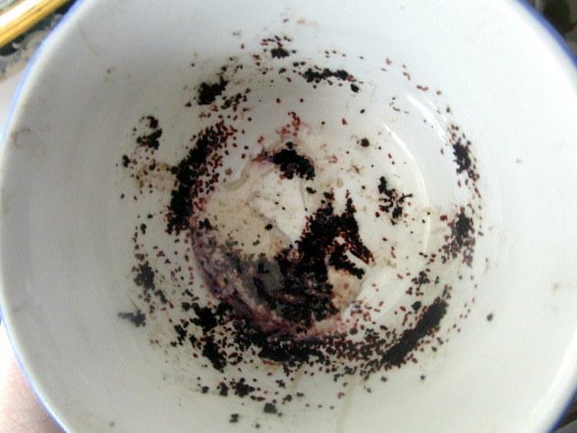 Divination Class Grim Tea Cup elf1147
