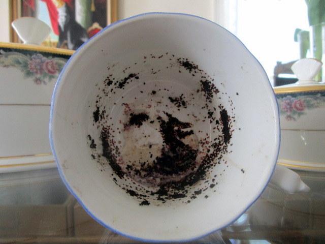 Grim Tea Cup