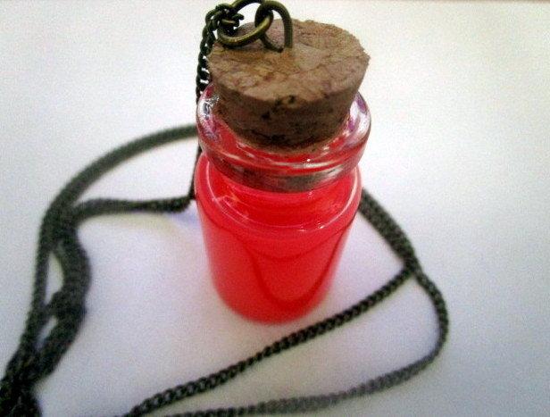 Bottle Emotions Necklace