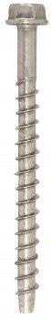 8mm (6mm Drill Size)  x 50mm  A4 St.St Screw In Anchors (Box of 100)
