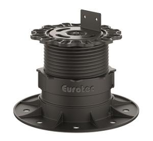 Eurotec Profi Line L -  Feet with Joist type L Adaptors - 70mm - 117mm