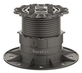 Eurotec Profi Line S -  Feet with Joist type Slab Adaptors - 30 -53mm
