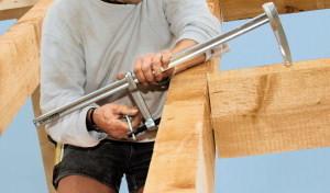 Timber Clamp