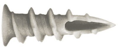38mm G&B Nylon Plasterboard Fixing with screws  box of 100
