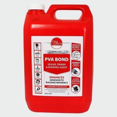 PVA Bond  Primer / Adhesive 5 Litre