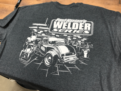 T Shirt: Shop Scene