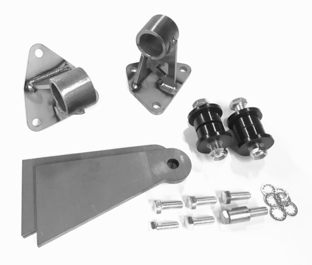 Engine Mount Kit - Chevy Inline 6 (194/230/250/292)