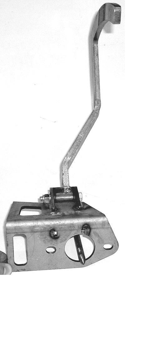 Brake Pedal/ Master Cylinder Bracket, 32 Ford 20281