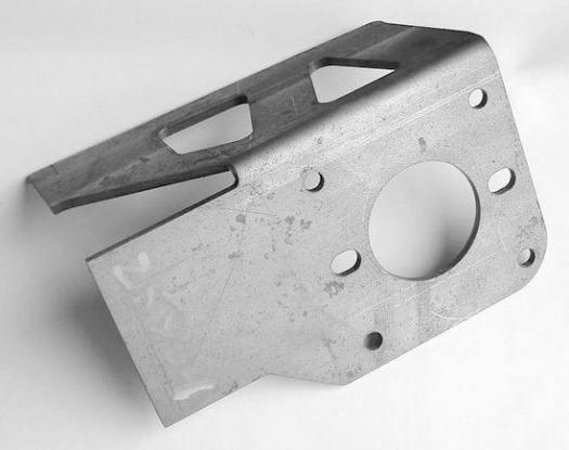 Formed Brake Booster Bracket, Long 25804