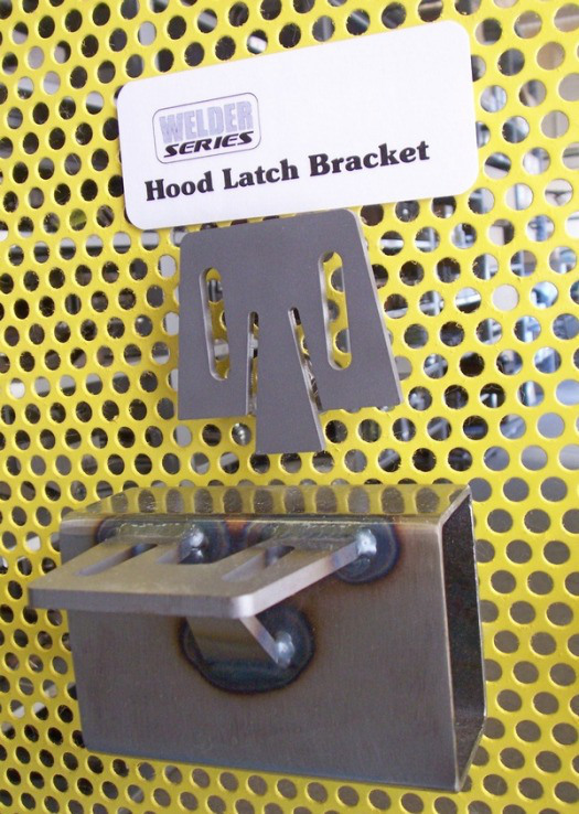 Model A Hood Latch Bracket