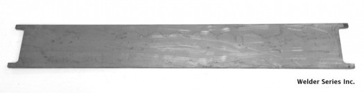 """Boxing Plate, 20-1/4"""" x 3-1/2"""" x 3/16"""" 674212A"""