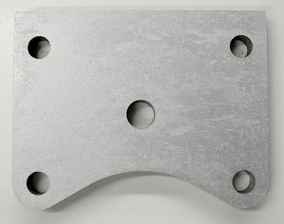 """SPRING MOUNT PLATE; 2"""" 21271"""