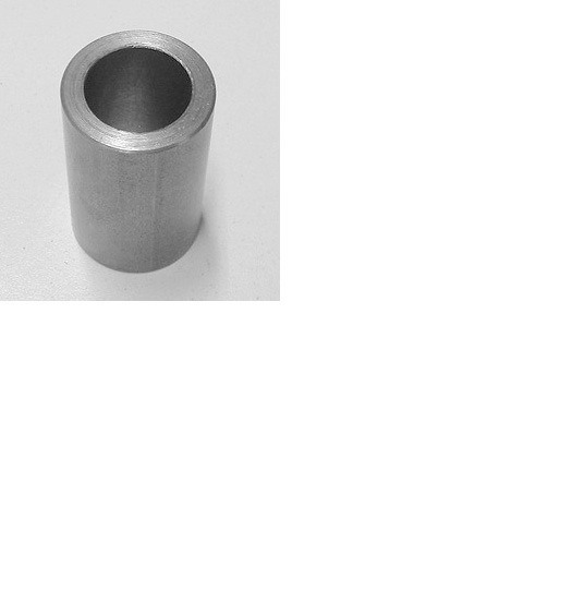 """Spacer; 1"""" OD x 16mm ID x 2"""" 212321"""