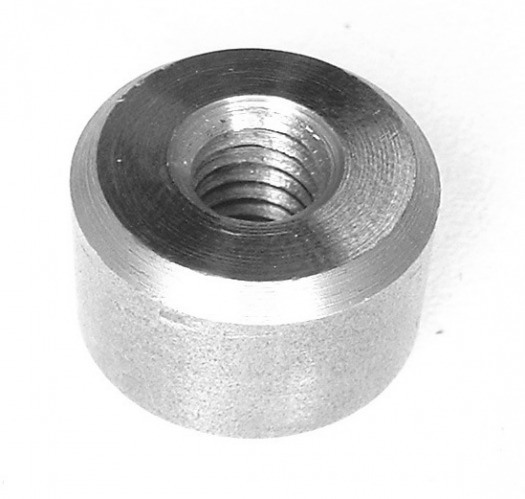 "Threaded Tube, ¾"" OD x ½"" Long, 5/16-18 21810"