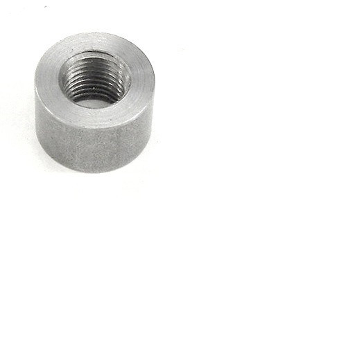 "Threaded Tube, 1"" OD x 1-½"" Long, 5/8-18 RH & LH 218110"