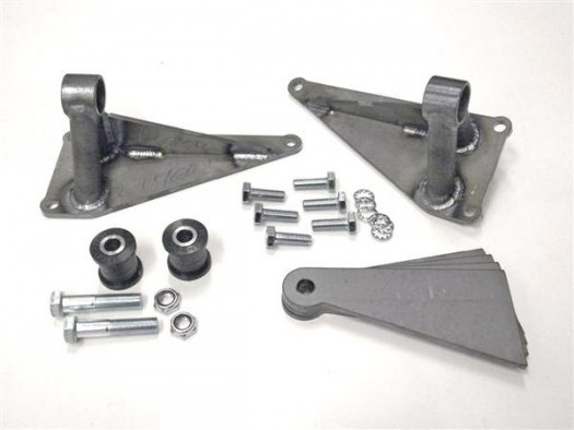 Ford Motor Mounts, 4.6L/5.4L/Coyote, Urethane Insulated 214600