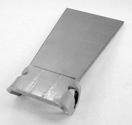 Motor Mount Top Plate - Chev C009
