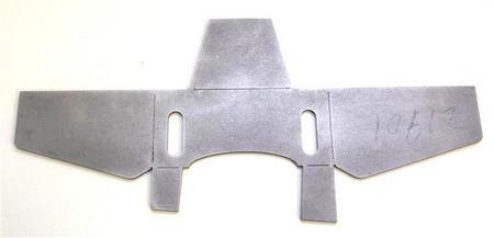 Upper Arm Plate for Coil Over Mustang II 21901