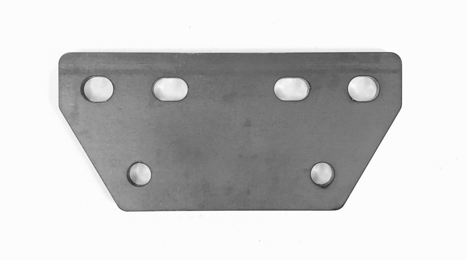 Ford C4 & Mopar Transmission Adapter Plate 205043