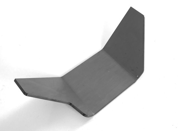 Lower Four Link Frame Bracket Plate 222016 D or P