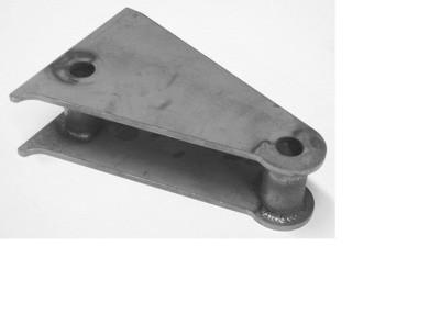 Model A Rear Four Link Frame Bracket