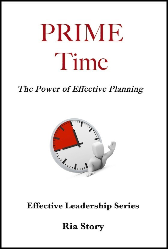 PRIME Time: The Power of Effective Planning Workbook and Audio Series 0011