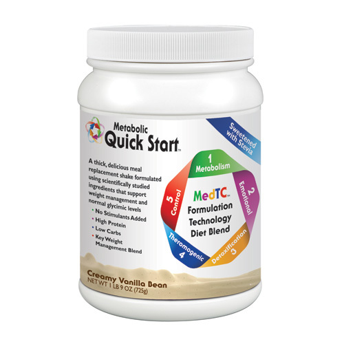 Metabolic Quick Start Meal Replacement Shake