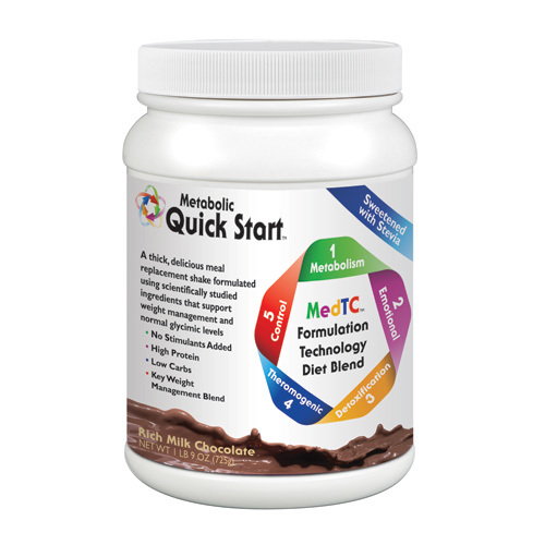Case of Metabolic Quick Start Meal Replacement Shake 23977
