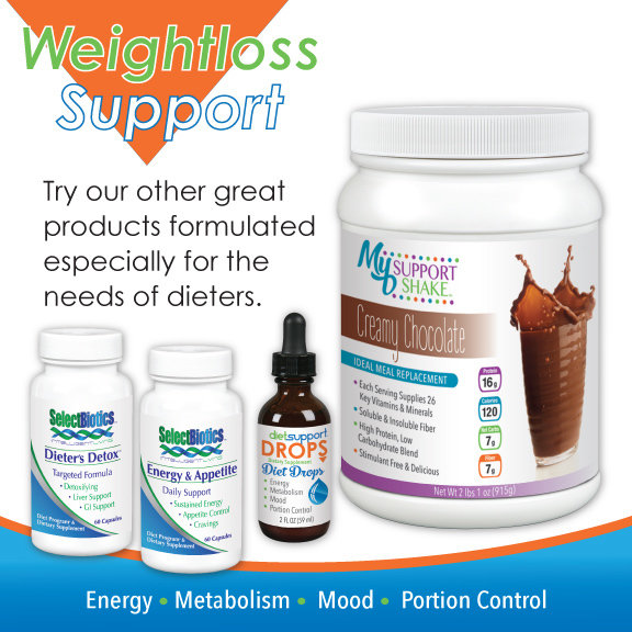 Diet Support Drops