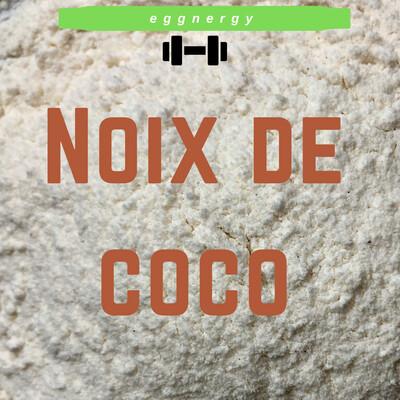 Farine de noix de coco bio: 1 kg