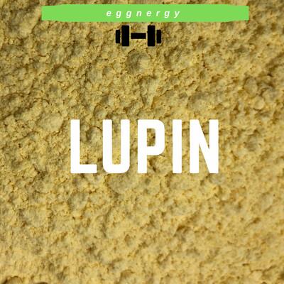 Farine de lupin bio: 1 kg (38% de protéines)