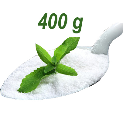 Inuline-stévia en 400 g