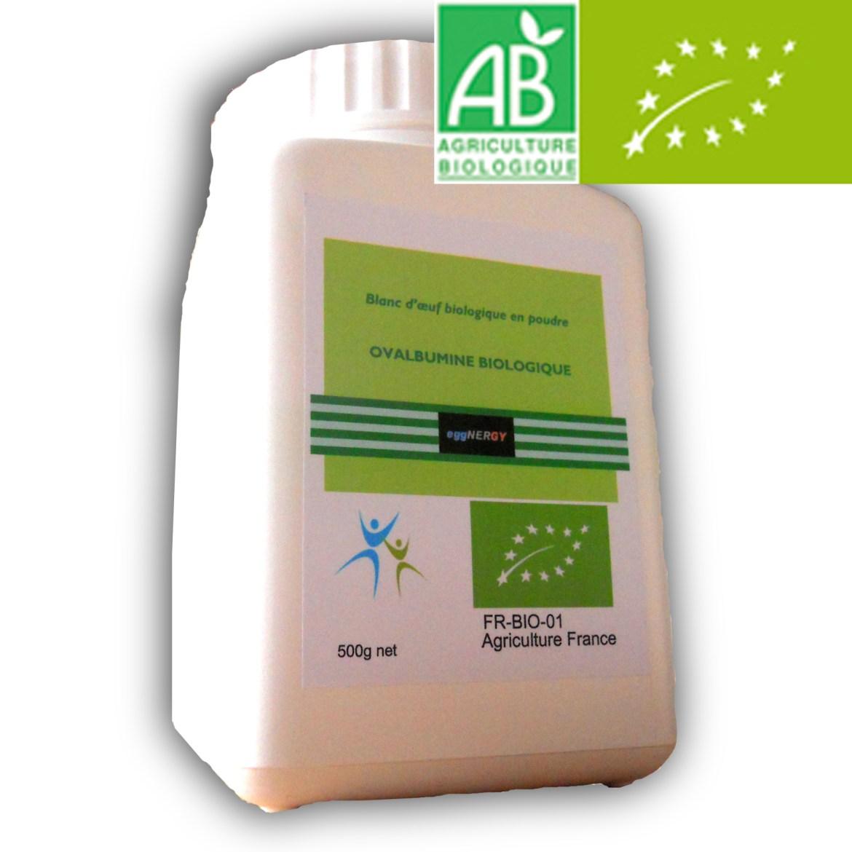 500 g Bio Code 0 Blanc d'oeuf poudre 00198
