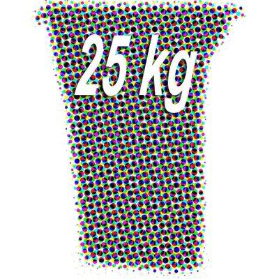 flocons d'avoine mini en sac de 25Kg