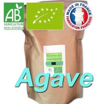 Eggprotéine légèrement sucré à l'agave (IG bas)