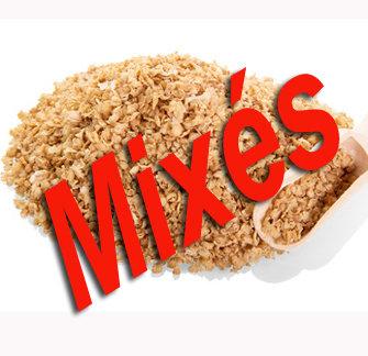 Flocons de sarrasin bio - 1 kg - Mixés 00458