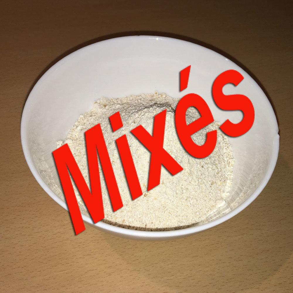 Flocons d'avoine mixés - 1 kg. 00334