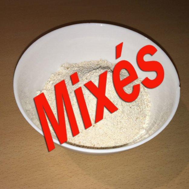 Flocons d'avoine mixés ou instantanés (farine): 1 kg. 00334
