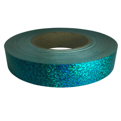 Economy Sequins Aquamarine - Paper Backed
