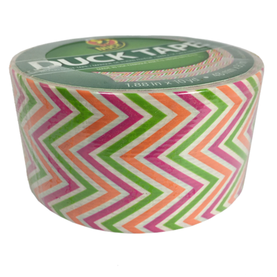 Duck Tape, Zig Zag Colours Duct Tape
