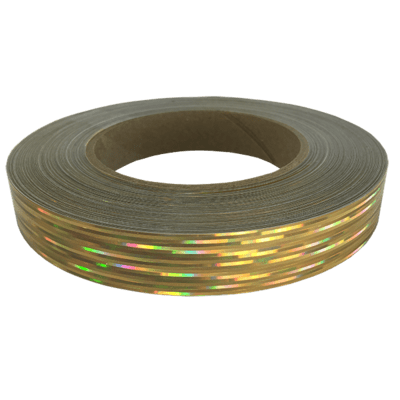 Gold Stripes Tape