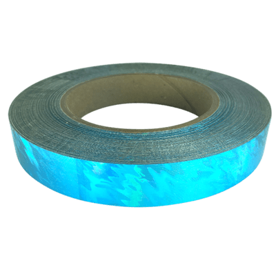 Aqua Splash Holographic Tape