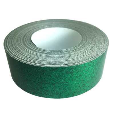 Glitter Tape, Mint Green