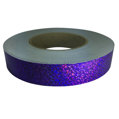 Holographic Sequin Tape, Orchid