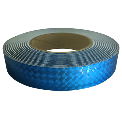 Prismatic Tape, Blue Ice