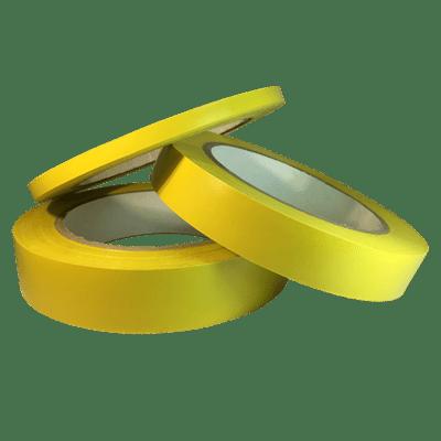 Premium Yellow Vinyl Tape