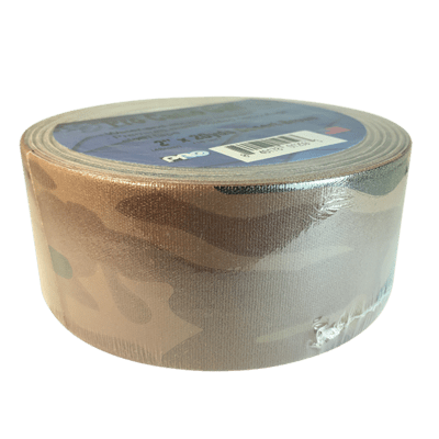Camouflage Gaffer Tape, Desert Brown