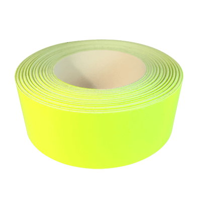 High Gloss Vinyl Fluorescent Yellow