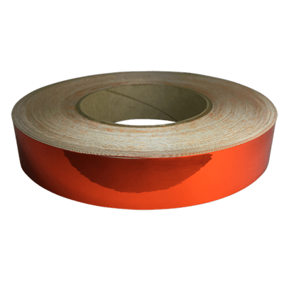 Mirror Tape, Orange